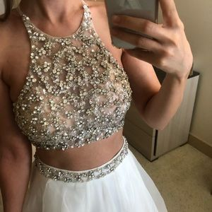 Terani Couture Two Pieces dress
